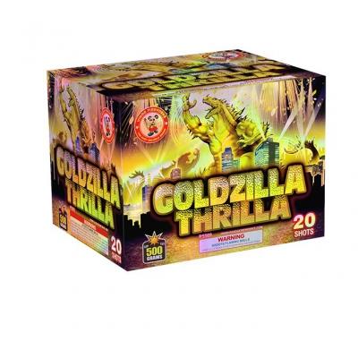 GOLDZILLA THRILLA